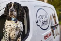 OSCAR Pet Foods Franchise | Van-based Pet Food Delivery Business