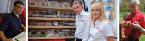 Oscar Pet Foods Franchise - North Nottinghamshire Resale