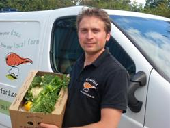 Riverford Organic Vegetables Franchisee - organic products delivery franchise