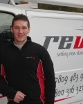Bodybuilder becomes businessman at Revive! Edinburgh