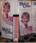 Maid2Clean proves popular with the Irish - Dublin January 2011