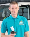 CHANGING CAREERS  ChipsAway franchisee Ryan is motoring ahead