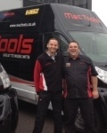 Two more franchisees hit the road with Mac Tools