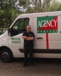 Danny James became Agency Express� youngest franchisee.
