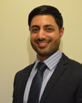 A new challenge for Harry Sahota, a former contact centre manager