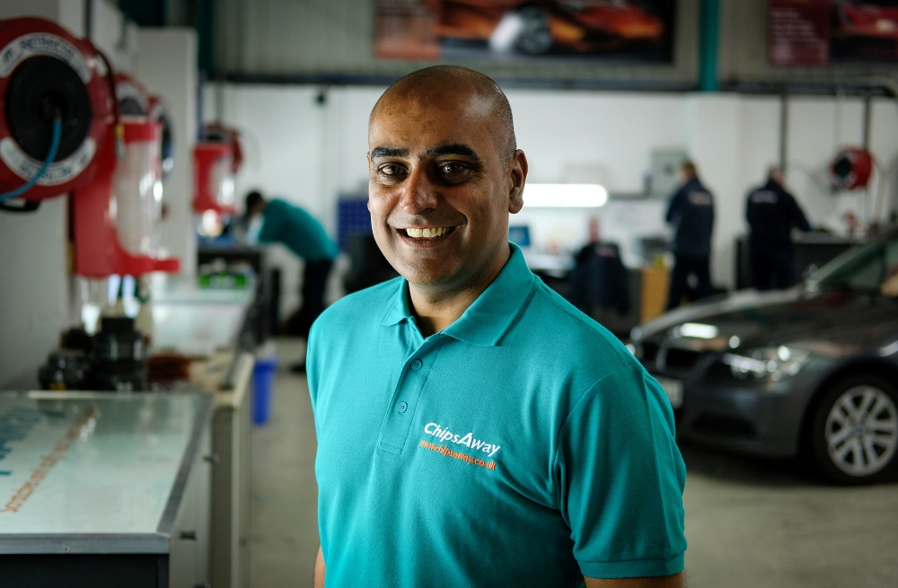 ChipsAway | SMART car bodywork repair franchise