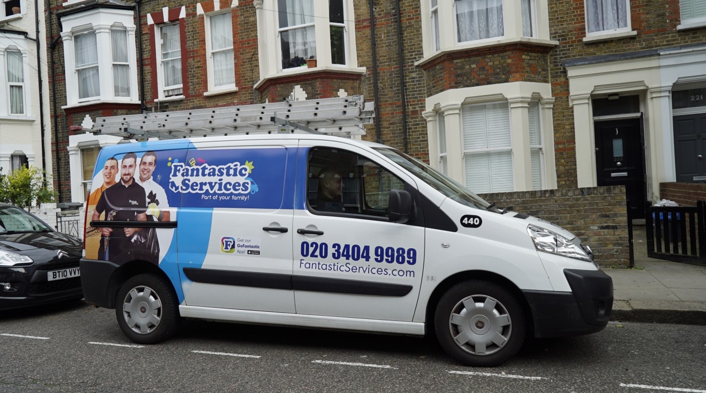 Fantastic Services Business | Van-Based Property Services Franchise