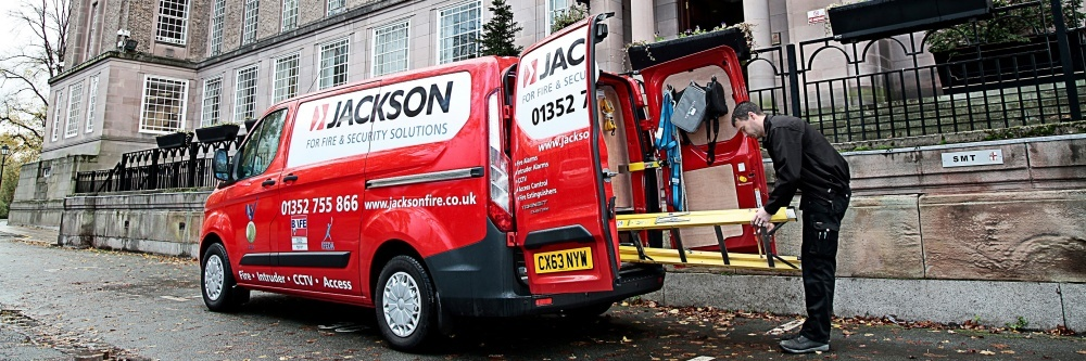 Jackson Fire & Security UK Franchise | Fire and Security Installation and Maintenance Business