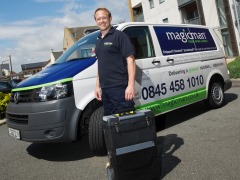 Magicman UK Franchise | Surface Repair Business