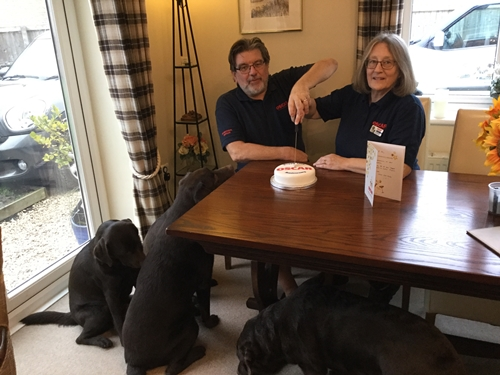 OSCAR Pet Foods - Steve and Jill Tubbs