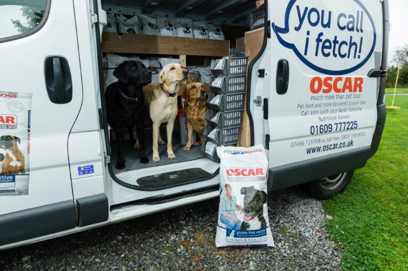 Oscar Pet Foods Franchise - Norwich Resale