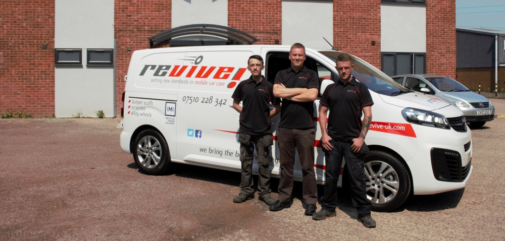 Revive! Franchise | Car Paintwork Restoration Business