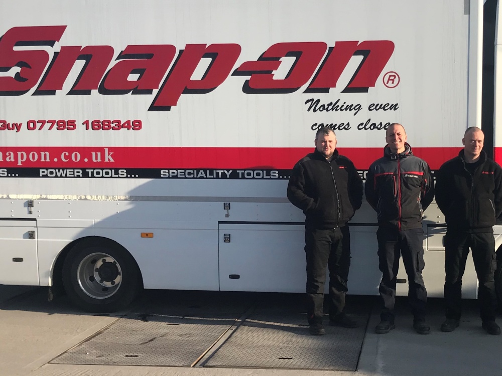 Snap-on Franchise | Guy Baldwin-Brown
