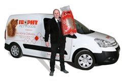 Trophy Business | Van-Based Pet Franchise