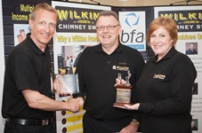 Van-Based Franchises | Wilkins Chimney Sweep Franchise