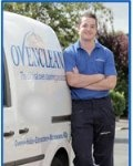 Ovenclean hits the hot spot for Robbie Freeman