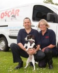 Introducing Nigel and Bernie Woodhall from Oscar Pet Foods Cheshire
