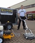 Wilkins Chimney Sweep blast franchisees clean away… with PowerClean training day!