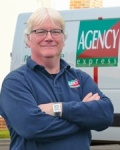 James Tipton launched his Agency Express franchise in August 2016
