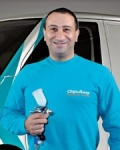 Business is Booming for ChipsAway Franchisee Hussein Hussein