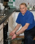 Colin Bell Moved From Catering to Oven Cleaning with Ovenclean