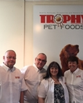 Trophy Pet Foods Welcome New Franchisees