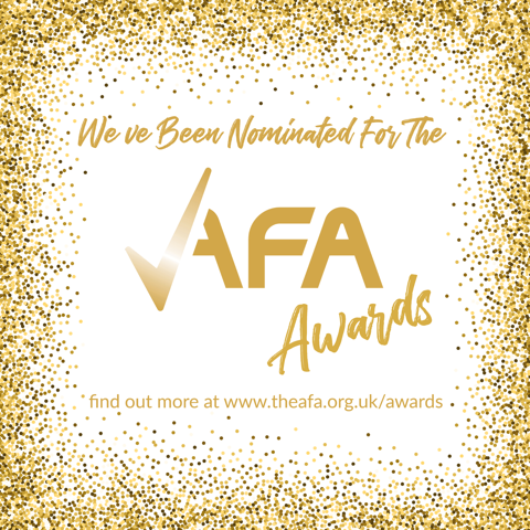Healthy Feet Nominated as Best New Franchise 2019 by the AFA