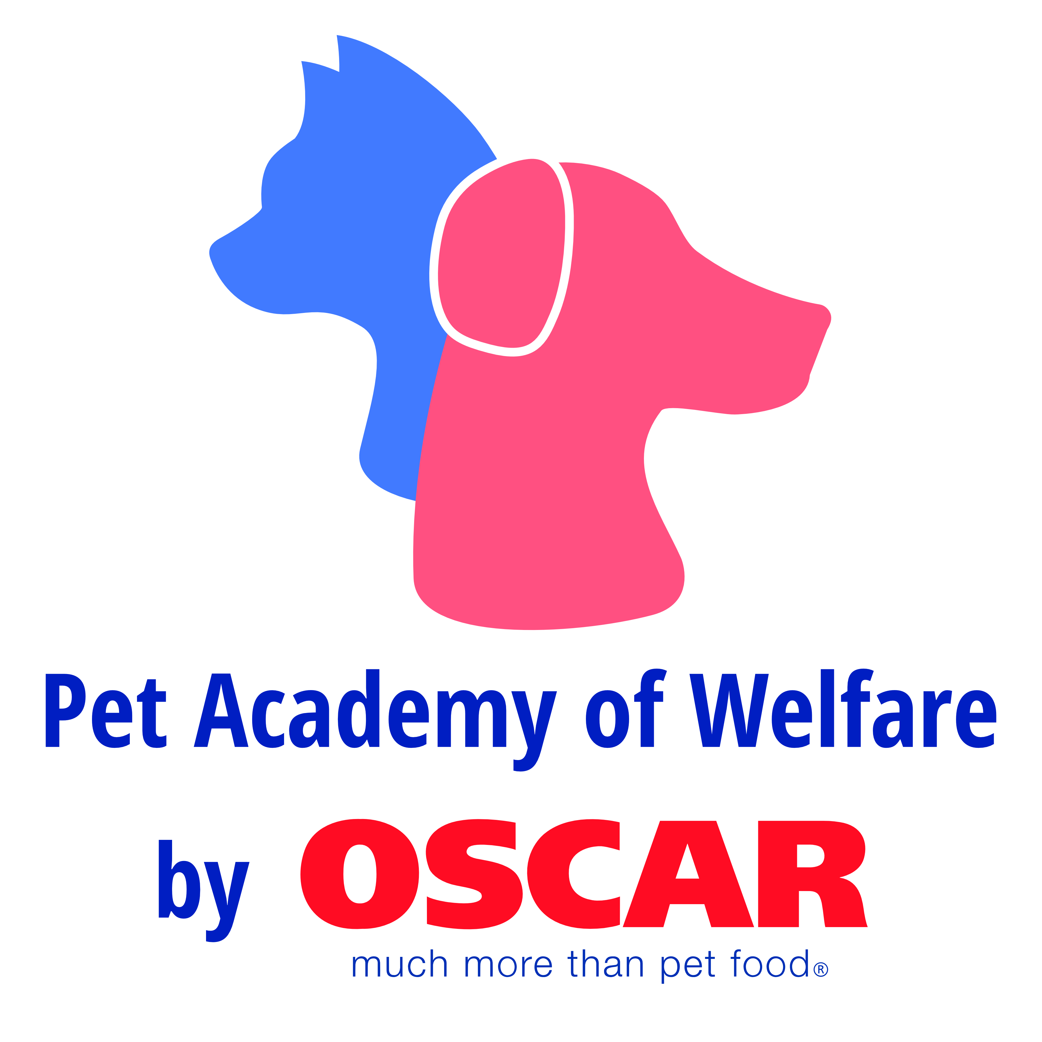 OSCAR Pet Foods are launching the pet industry's first-ever Academy of Pet Welfare