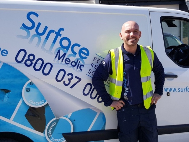 Surface Medic Business | Specialist Repair Franchise